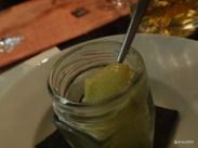"Benares Restaurant (Mayfair) - ""Nimbu Pani Sorbet"", refreshing palate cleanser"