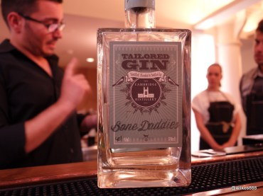 Flesh & Buns - Bespoke 'Bone Daddies' Gin!