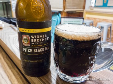 Widmer Brother Pitch Black Ale