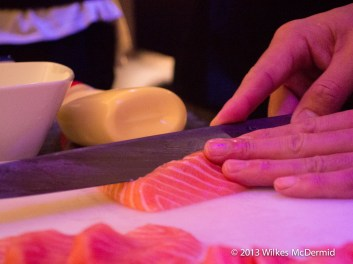 Sumosan: Ultra sharp knives best left to the chefs