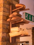 Bread rack - just like 10 Greek Street