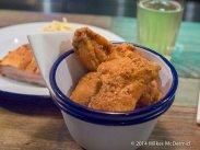 Crispy Chicken Wings with Smoked Paprika, Garlic & Lemon
