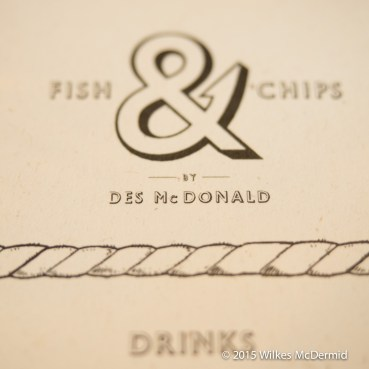 The Fish & Chip Shop by Des McDonald