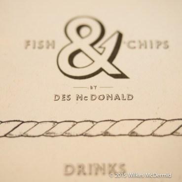 The Fish & Chip Shop by Des McDonald