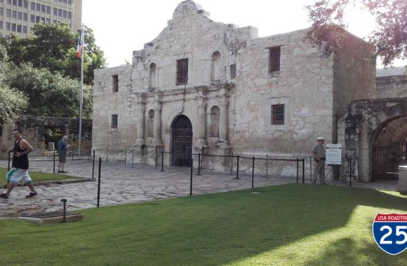 Postcard from America: Day 15 – San Antonio Sightseeing