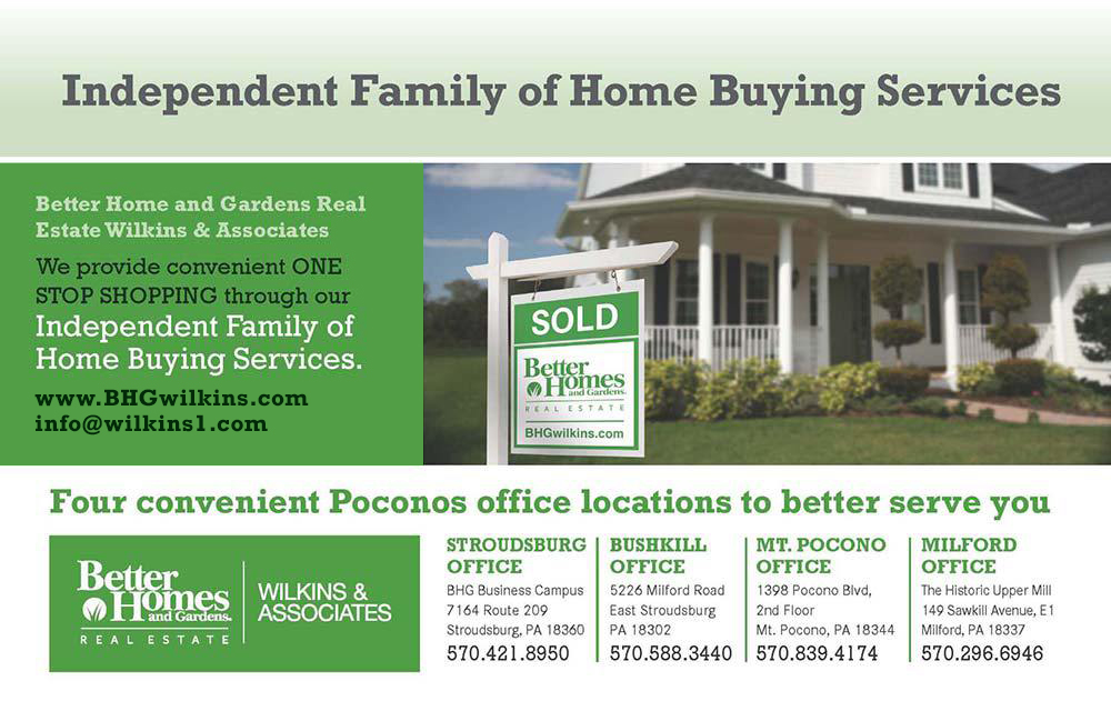 Independent Family of Home Buying - BHG Wilkins & Associates