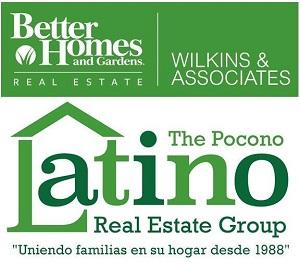 BHGRE and Pocono Latino RE Group Logo