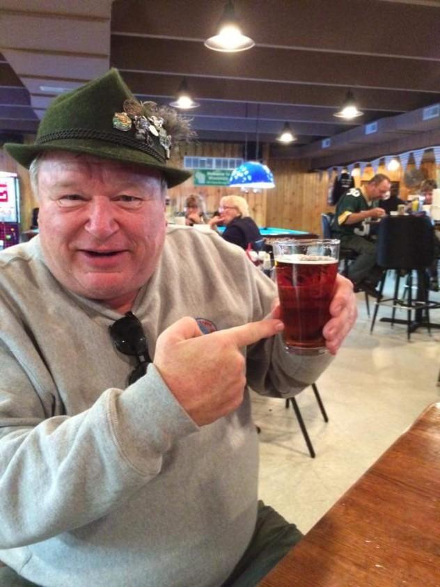 Bill Loves Beer