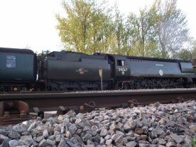 34067 Tangmere SR Battle of Britain Class 4-6-2 (2)