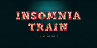 ©SEKAI NO OWARI 野外ツアー2018 『INSOMNIA TRAIN』