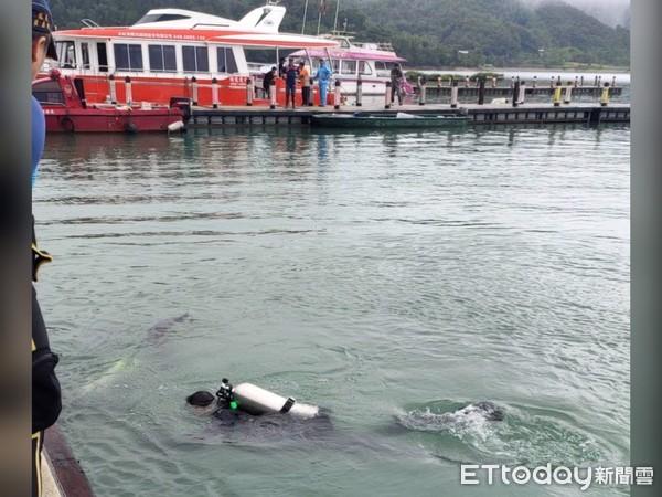 女遊日月潭落水…21小時後找到遺體!深陷淤泥全身僵硬亡