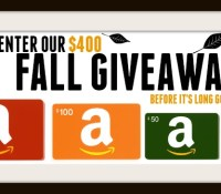 Giveaways Month Starts Today – Join In!