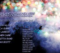 Holiday Extravaganza Giveaway Reminder!