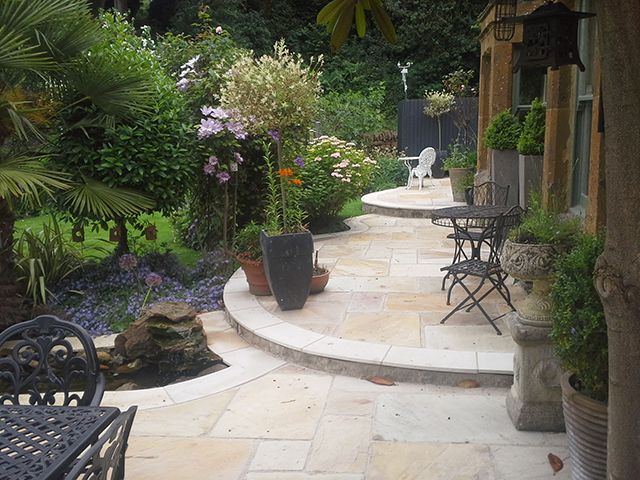 Willbee Landscaping Paving