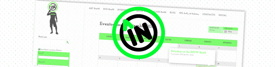 Web INhunters (Demo)