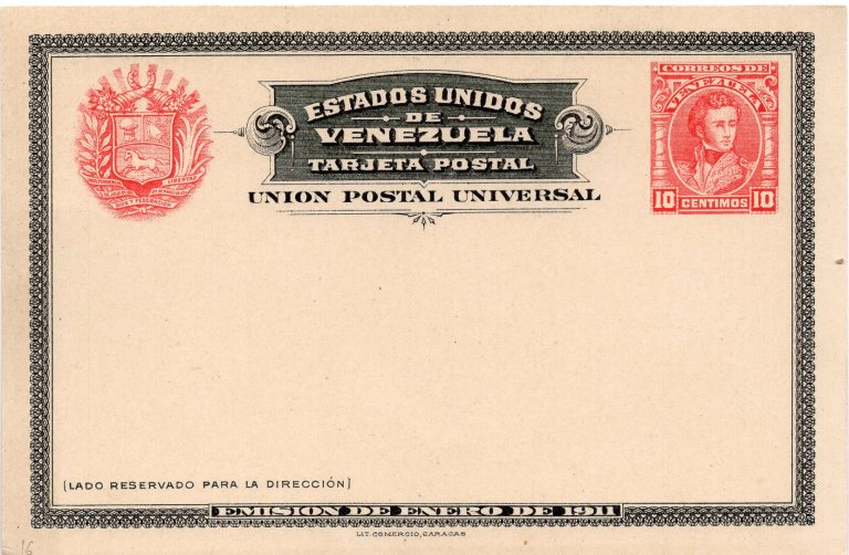 "The ""Sucre Issue"" of 1911 – The Error that is not such"