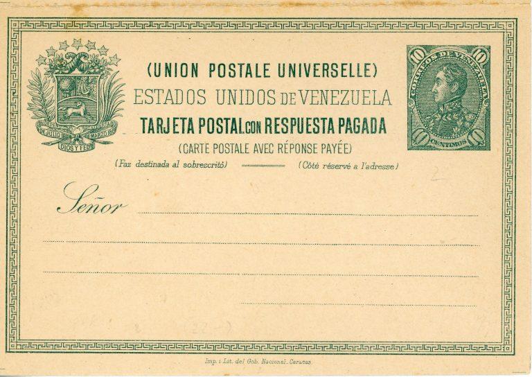 Entero Postal TP2: Transferencias