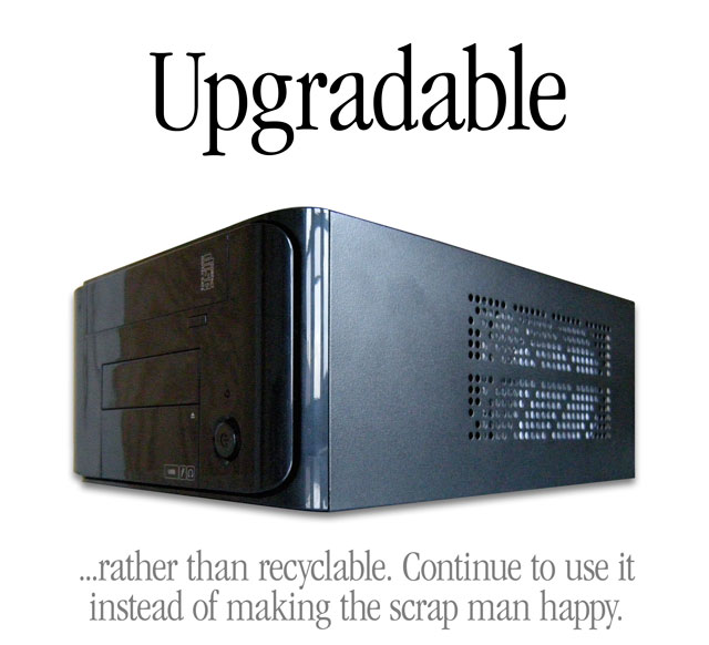 upgradable