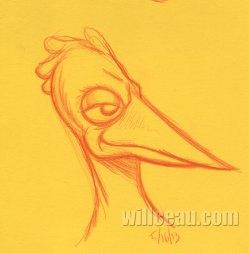 yellow-bird