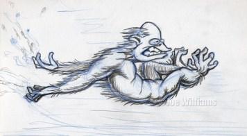 speeding-primate