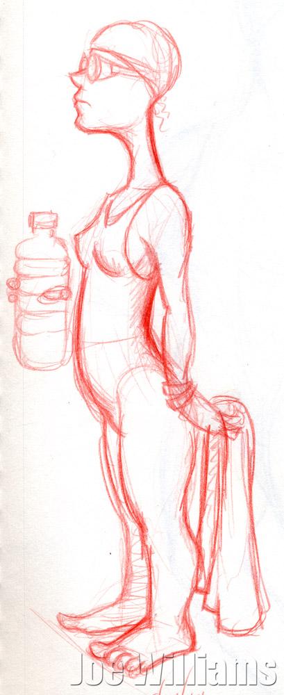 YMCA-Girl