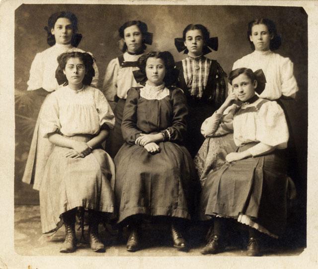 Seven-Girls