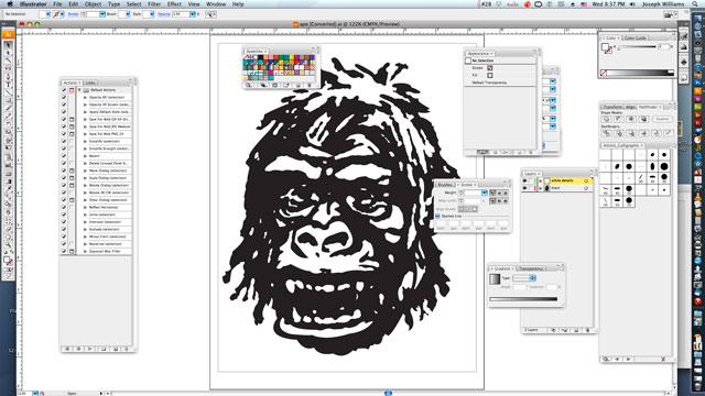 gorilla-illo