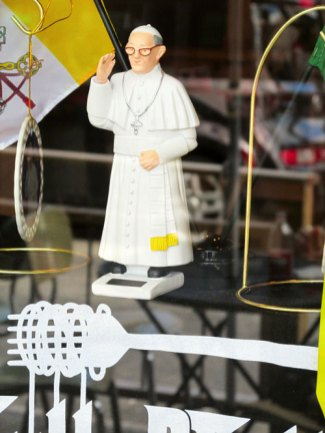 POPEwavingpope