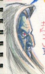 Color Pencil Phantom