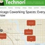 Technori Chicago Coworking Space Screenshot