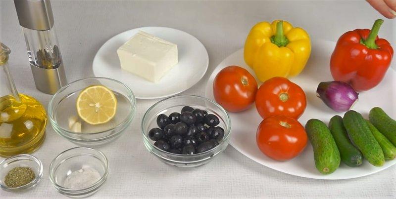 Saláta termékek