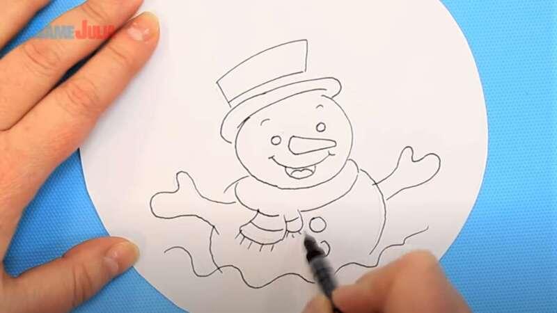 Vẽ trên giấy