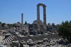 Temple of Apollo, Didyma. One of the top oracles in the ancient world