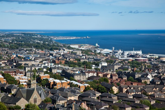 Dundee from The Law