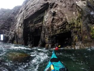 Handa Caves