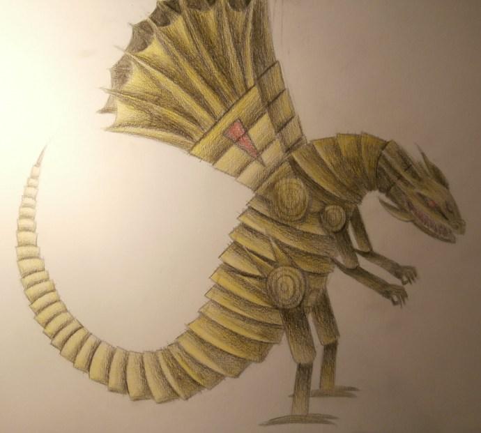 Metal horus