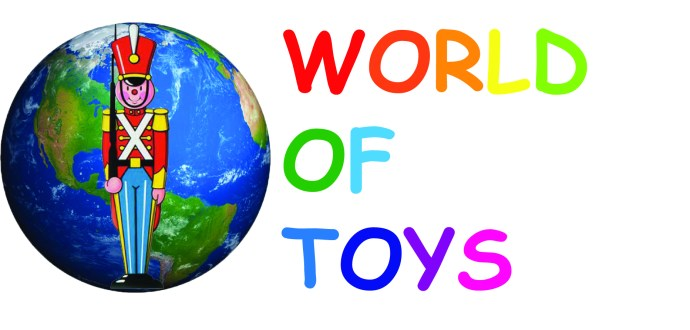 World of Toys alternate logo