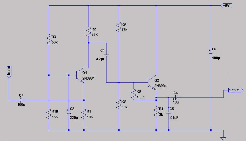 Mike S Preamp Page