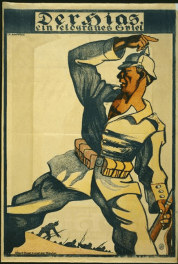 February 1, 1917 – Pack your bags! The jig is up.