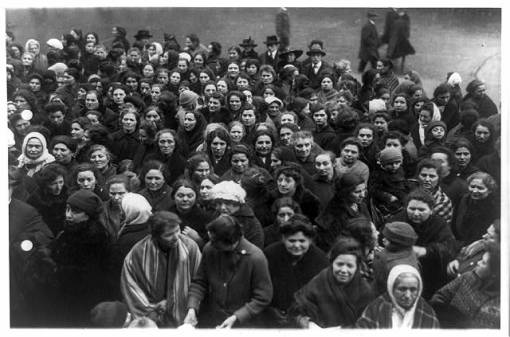 March 4, 1917 — God is our refuge and strength, a very present help in time of trouble.