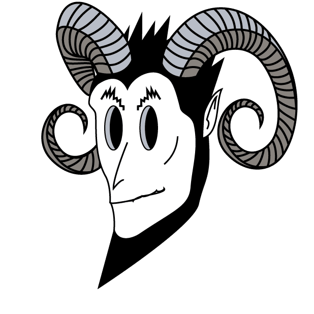 Krampus IOS Sticker Pack Will Eskridge Fun Festive Holidays