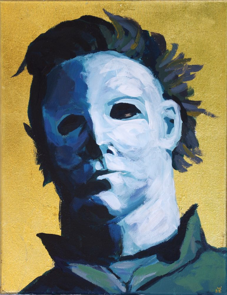 Saint Myers Original Painting