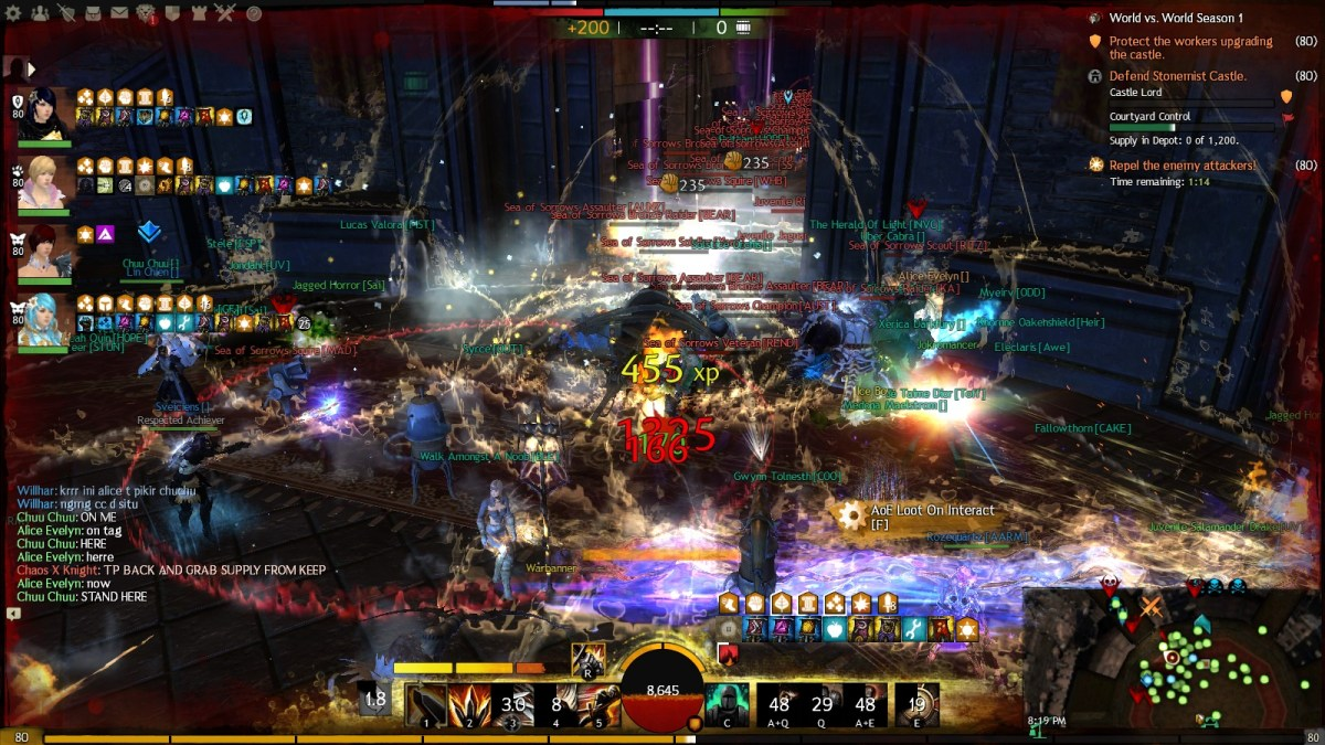 Guild Wars 2 WvW Ranks And Skills Guide Willhars Blog