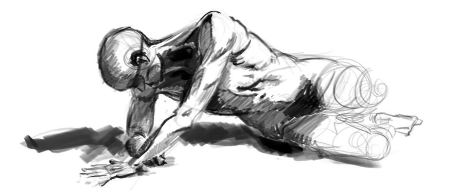 Life Drawing - 15 minutes