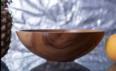 Purity: Wooden bowl