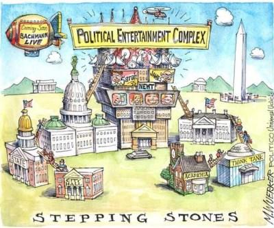 Politics as Entertainment_WilliamBairamian.me