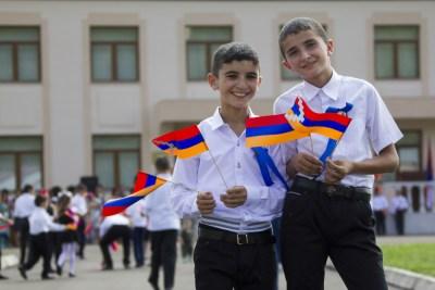 Artsakh Boys in Chapar_WilliamBairamian.me