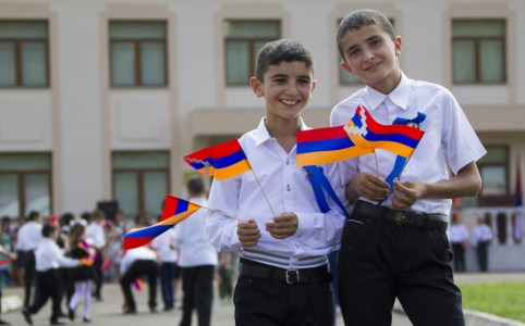 Artsakh Boys in Chapar_WilliamBairamian.me