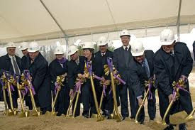 groundbreaking ceremony