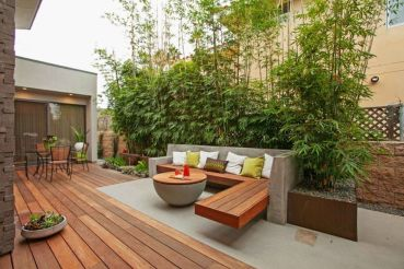 Backyard wood and concrete patio-PDF